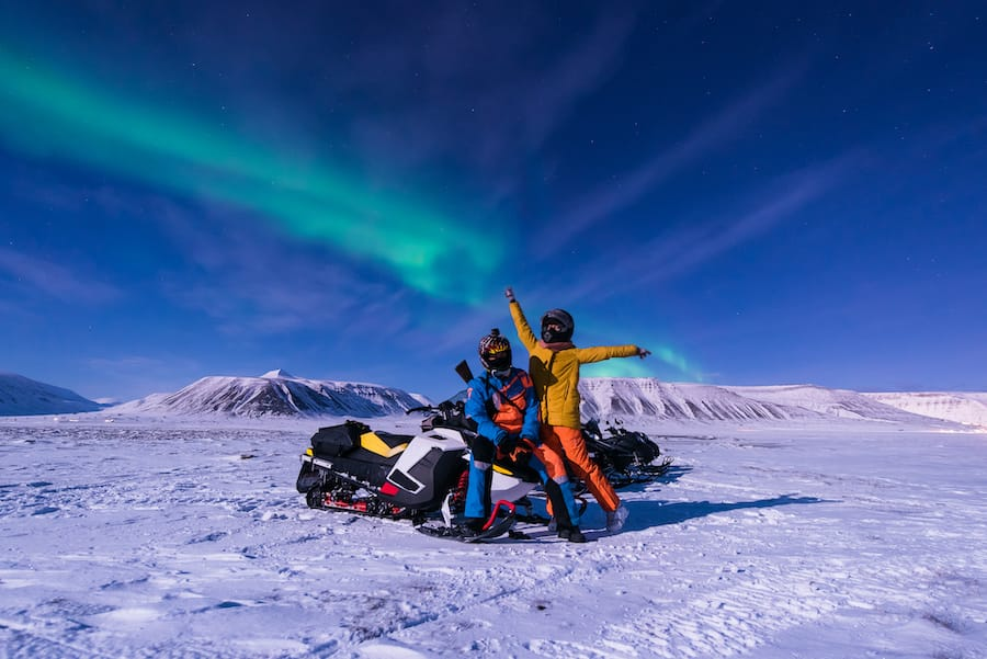 Svalbard Snowmobile Tours: What to Expect + How to Book