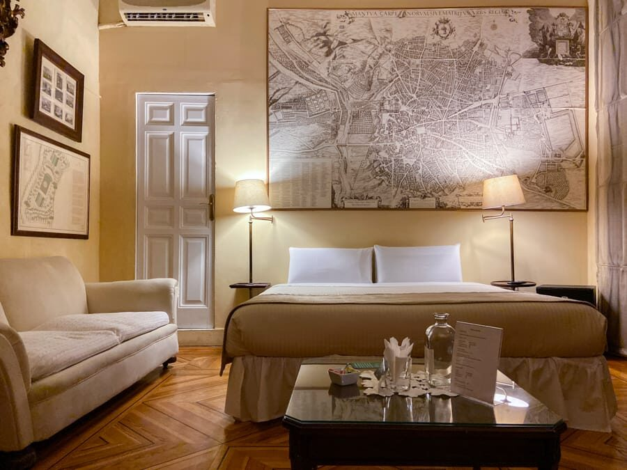 Madrid in winter- where to stay