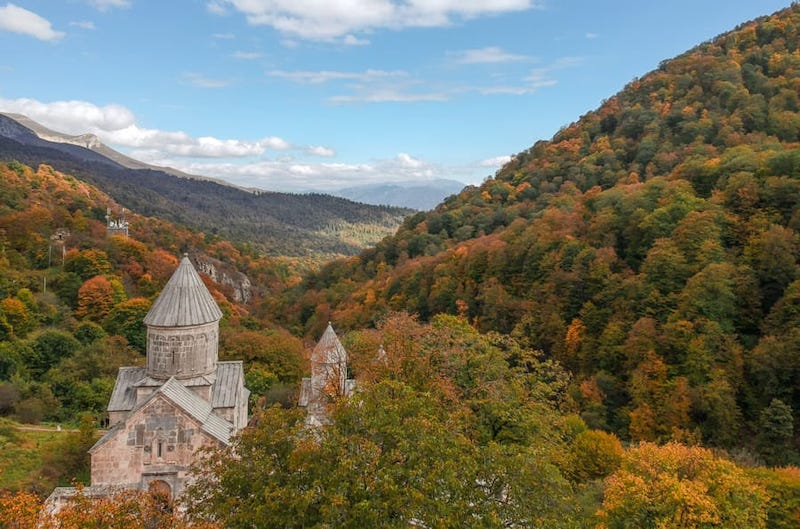 Places to visit in the Caucasus: Dilijan National Park