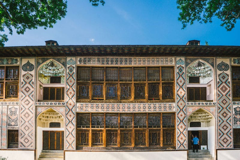 One of the best places to travel to in the Caucasus: Sheki, Azerbaijan by De Wet & Jin at Museum of Wander