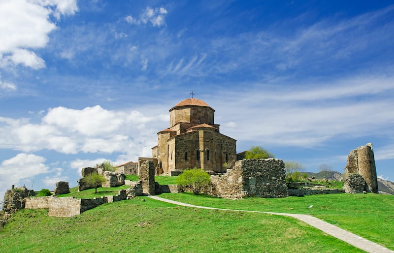 Mtskheta Georgia- one awesome place to visit in Georgia by Ivan at Mind the Travel