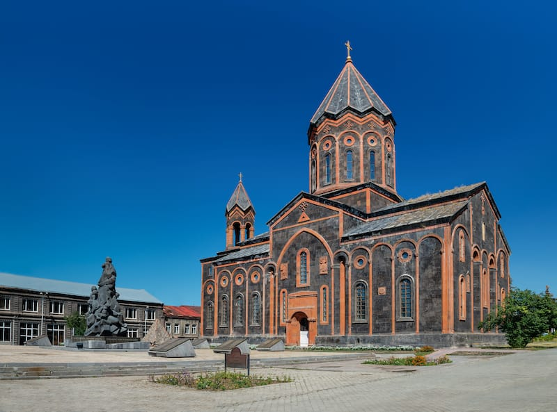 Places to travel to in Armenia: Gyumri