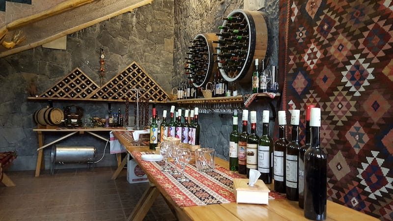 Caucasus trip- where to put on your list: Areni, Armenia