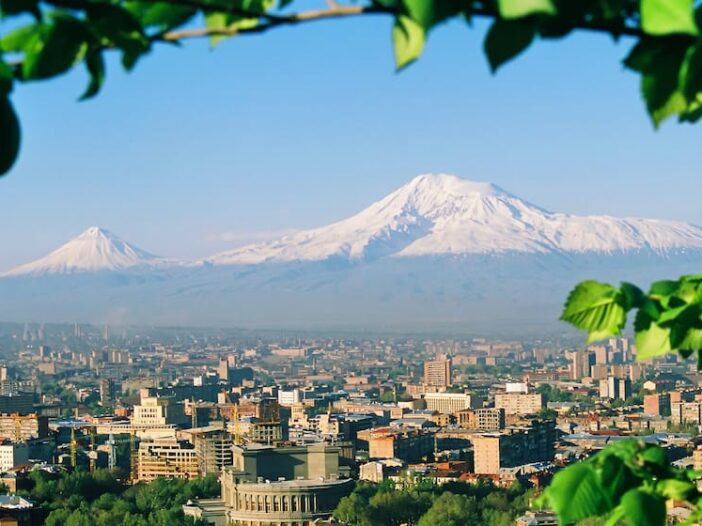 Best places to visit in the Caucasus Countries: Azerbaijan, Armenia, and Georgia