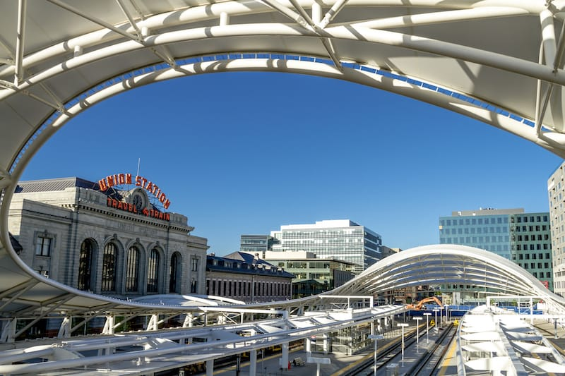 perfect weekend in denver itinerary: 2 days for first  time travelers