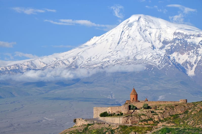 Places to see in Armenia - Khor Virap Monastery