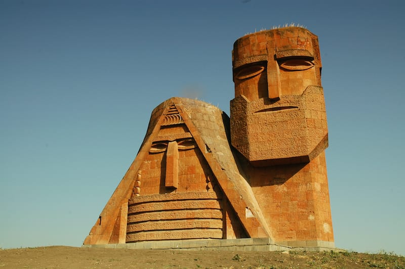 Caucasus trip- where to put on your list: Artsakh (Nagorno-Karabakh)
