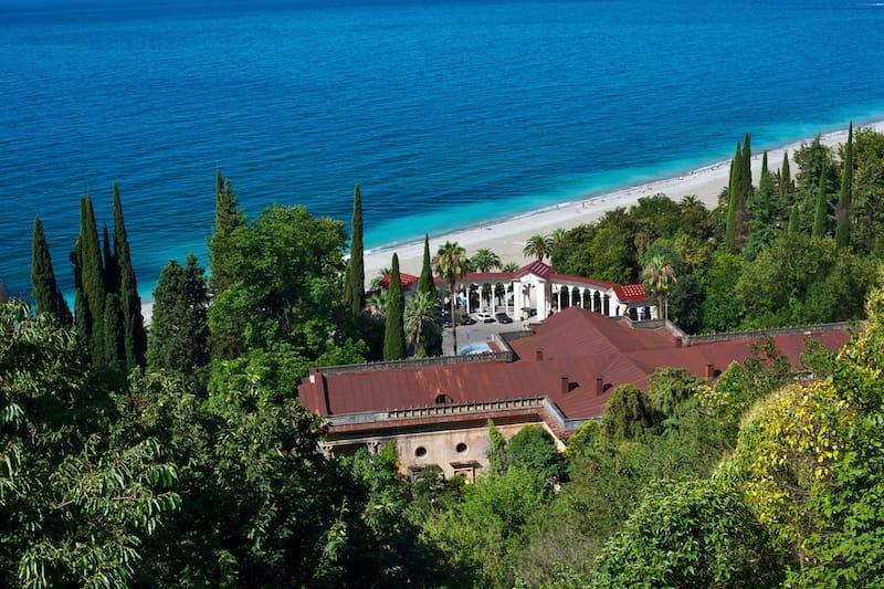 Where to travel to in the Caucasus: Abkhazia (Gagra)