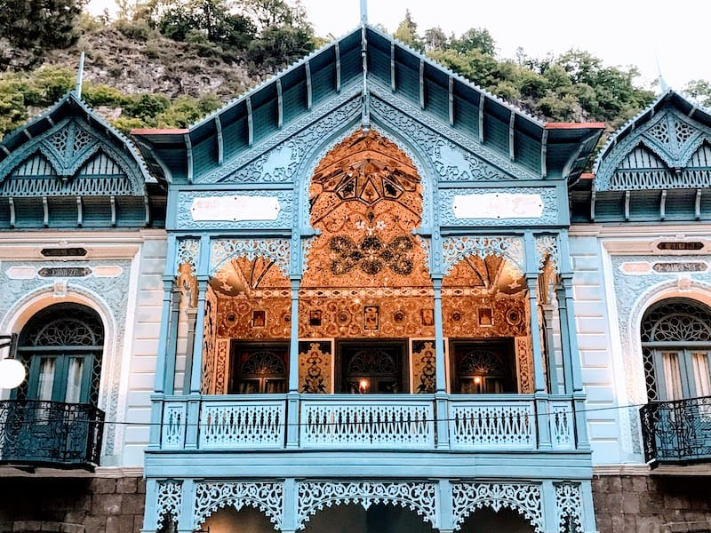 Borjomi Recommended by Luda at Adventures with Luda (sights in Georgia country)