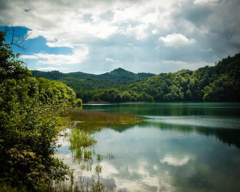 Where to go in Azerbaijan: Lake Goygol