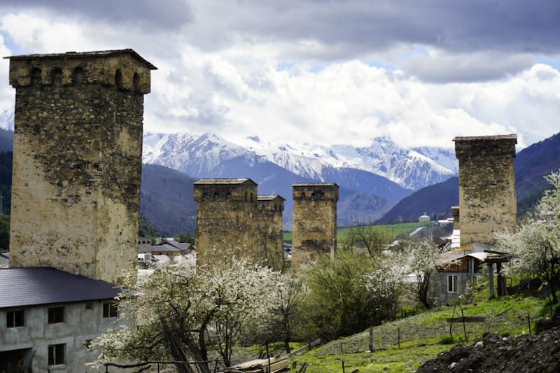 Svaneti Recommended by Coni at Experiencing the Globe