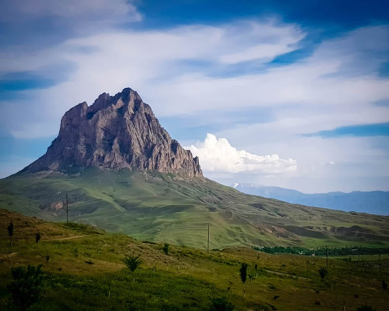 Places to visit in Azerbaijan: Nakhchivan