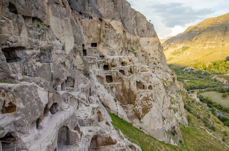 Vardzia Recommended by Matěj at Czech the World (places to see in Georgia)
