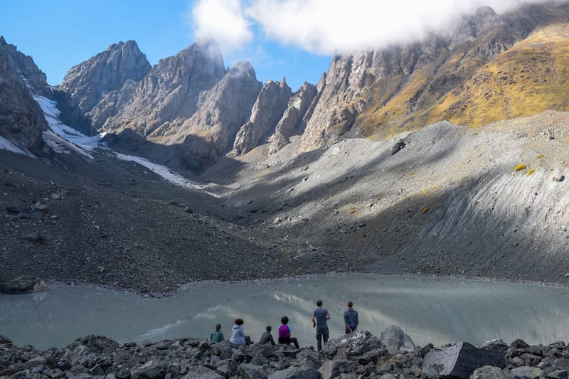 Abudelauri Lakes Recommended by Miguel at Travelsauro