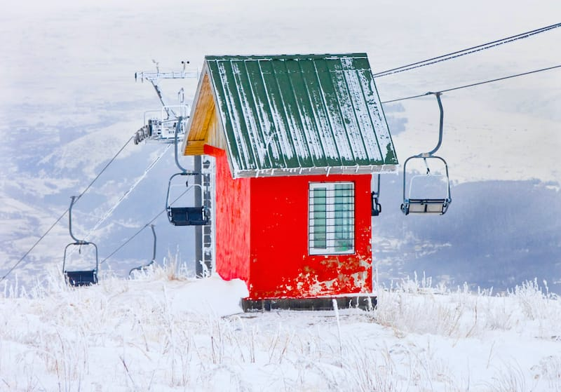 Where to go in the Caucasus countries for skiing: Tsaghkadzor, Armenia