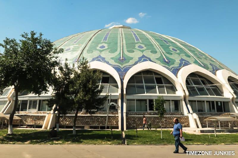 Where to travel in Central Asia: Tashkent, Uzbekistan