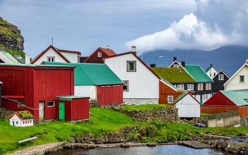 Faroe Islands tours Gjogv