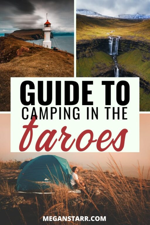 Faroe Islands Camping Guide: What to Know Before Camping in the Faroe Islands | Faroe Islands travel guide #travel #scandinavia #nordics #faroeislands | Faroe Islands Trip | Visit Faroe Islands | Travel to the Faroe Islands | Places in Faroe Islands | Faroe Islands Photography | Visiting the Faroe Islands | Things to do in Faroe Islands | Faroe Islands hiking | Faroe Islands itinerary | Faroe Islands Culture | What to do in Faroe Islands | Faroe Islands tours | Faroe Islands activities | Faroe Islands camp