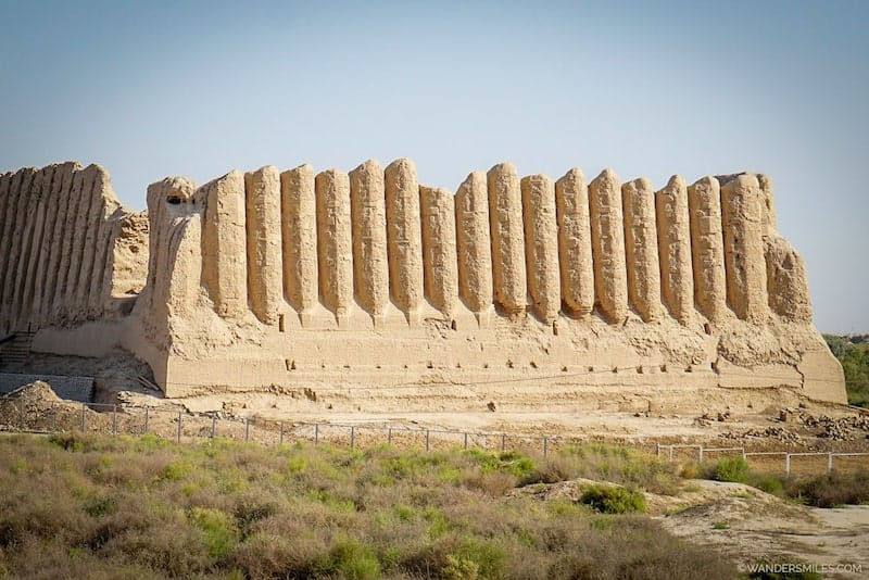 Best places to visit in Central Asia: Merv, Turkmenistan