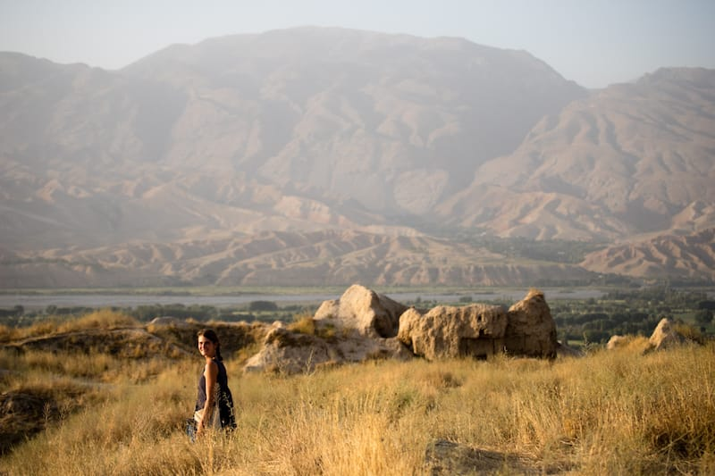 Where to travel to in Central Asia: Fann Mountains in Tajikistan
