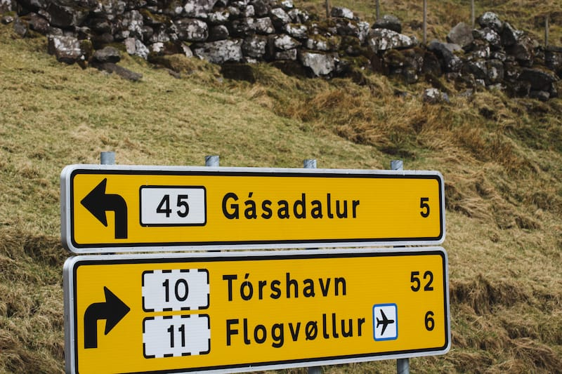 How to Easily Get From Vagar Airport to Torshavn