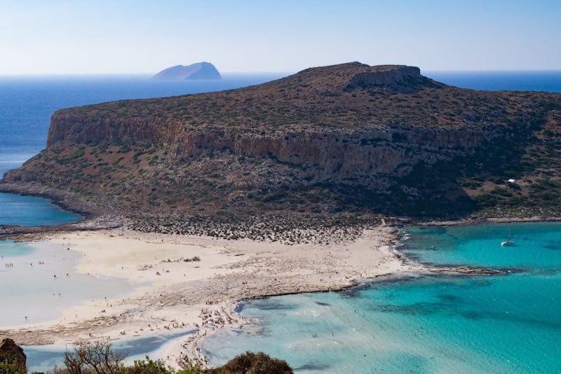 Balos Beach and Lagoon in Crete: Best beaches in Crete