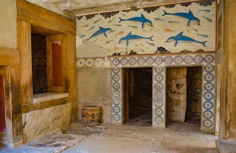 Knossos Palace on Crete: Best Crete sights