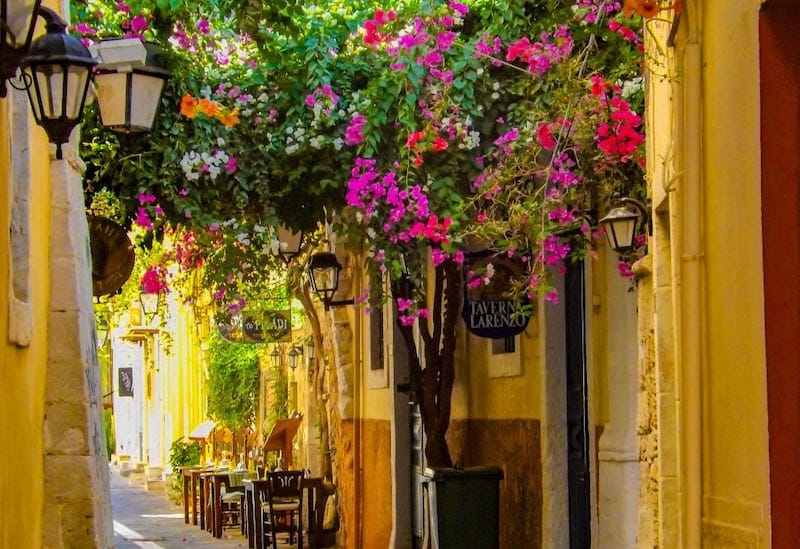 Things to do in Rethymnon Old Town in Crete