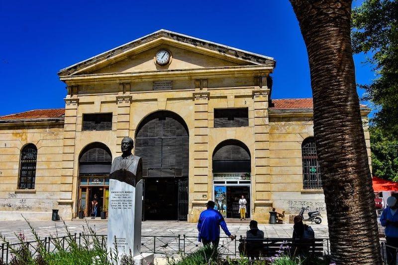 Chania Public Market: What to do in Chania, Crete