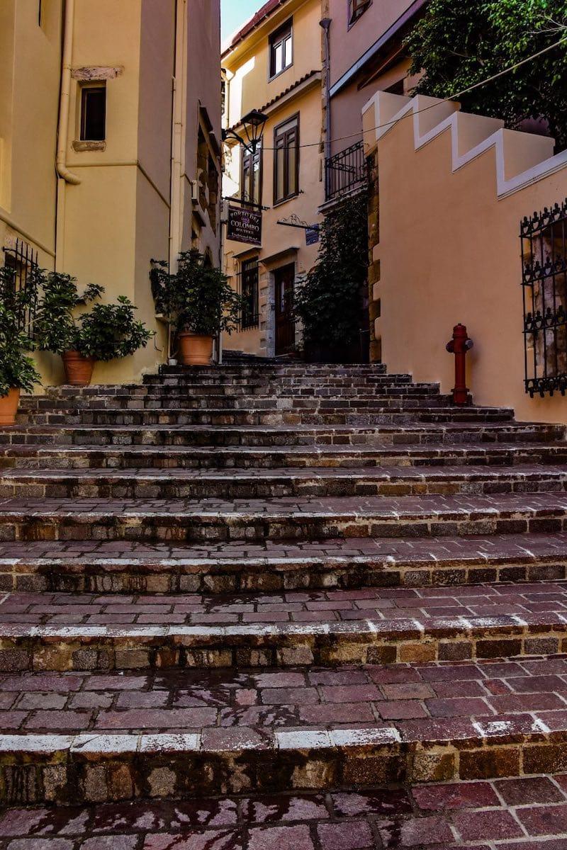 Topanas Quarter in Chania, Greece (7 Days in Crete)