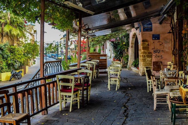 Chania Turkish Quarter: Crete itinerary things to do