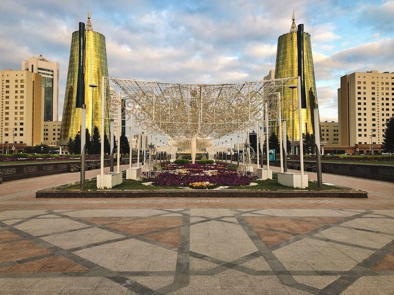 Where to go in Central Asia: Astana, Kazakhstan
