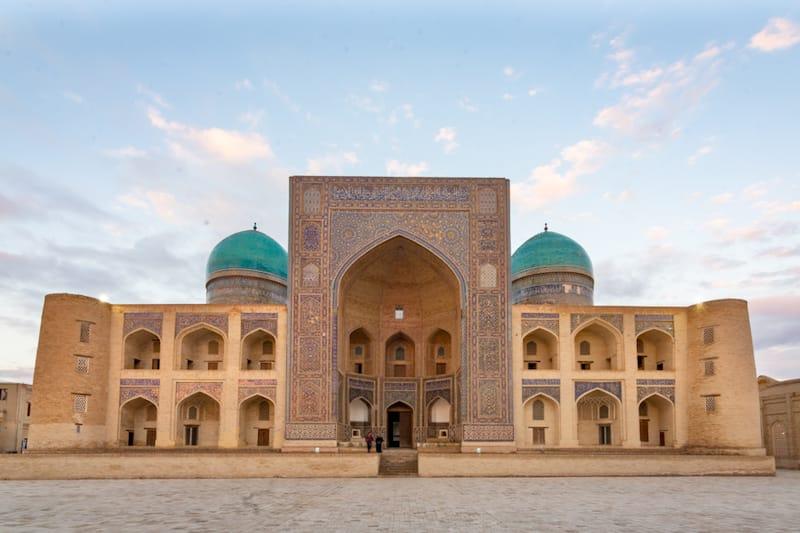 Central Asia highlights: Bukhara Uzbekistan
