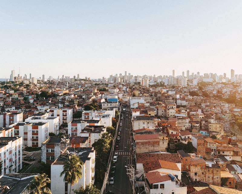 Where to go in Brazil in 3 weeks