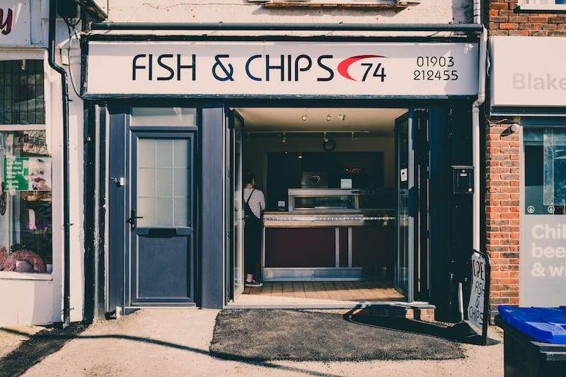 Best food in England: Fish and Chips