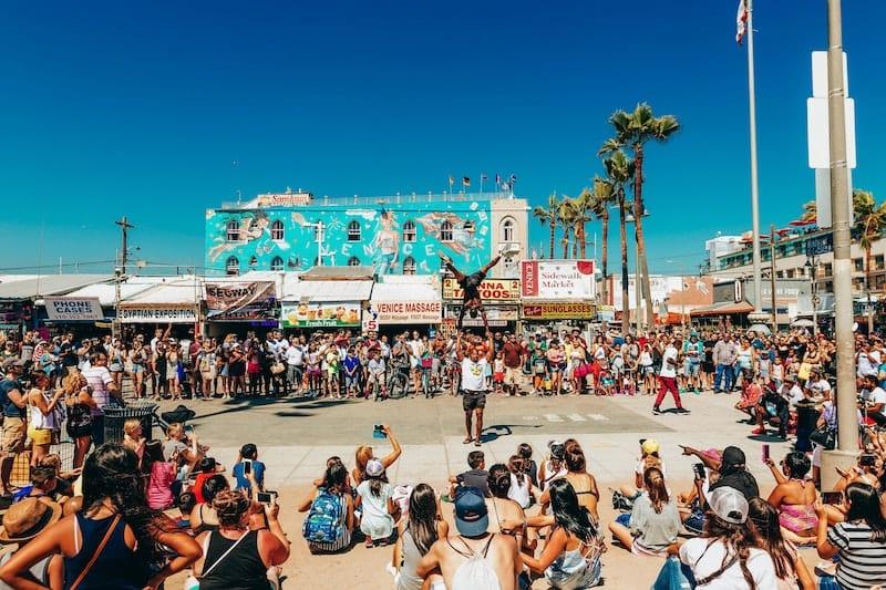 LA itinerary weekend in LA