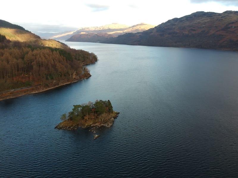Loch Lomond in Scotland: Day trips from Glasgow