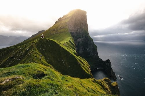 James Bond Kalsoy Faroe Islands tour
