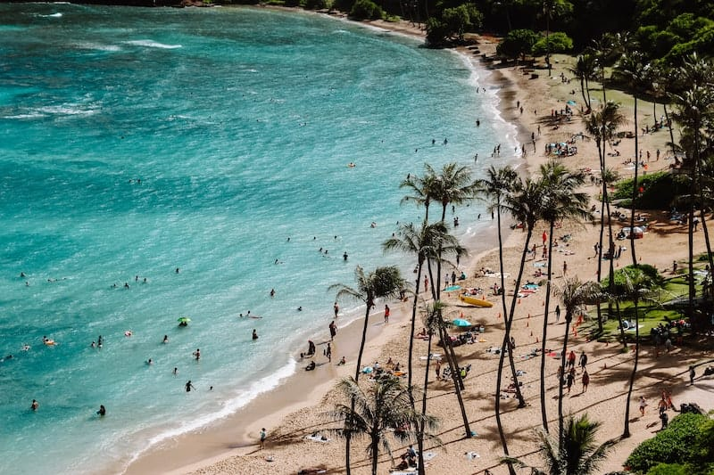 4 Days in Oahu Itinerary: Your Ultimate Island Road Trip : Visit Oahu