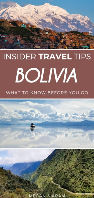 12 Very Useful Things to Know Before You Travel to Bolivia | Bolivia travel tips | Visit Bolivia | Salar de Uyuni | Lake Titicaca | Visit Sucre | Visit La Paz | Things to do in Bolivia | Reasons to go to Bolivia | #bolivia #sucre #SalardeUyuni #titicaca
