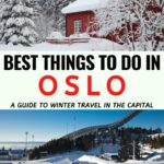 Things to do in Oslo in Winter   Oslo Winter Guide #travel #Norway #europe #Oslo #Scandinavia #Norwaywinter #winter   Oslo Trip   Visit Oslo   Oslo Travel   Places in Norway   Travel to Oslo   Things to do in Oslo   Norway winter   Winter in Norway   Skiing in Norway   Norway snow   Norway photography   Norway itinerary   Places to visit in Scandinavia   Oslo skiing   Winter in Oslo   Oslo winter   Oslo snow