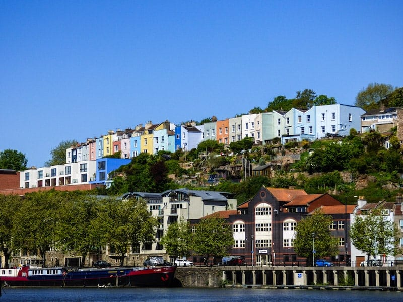 Bristol Harbour: Recommended by Sarah at Live Dream Discover