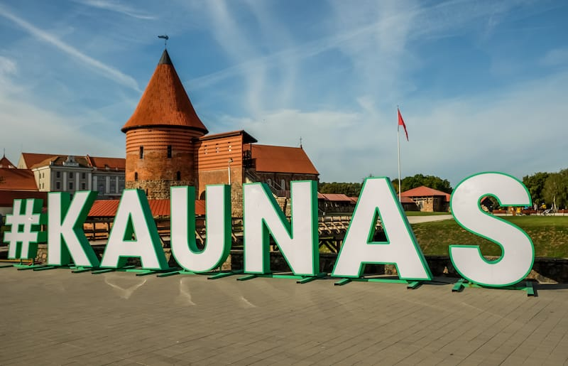 Kaunas: Recommended by Kami Napora