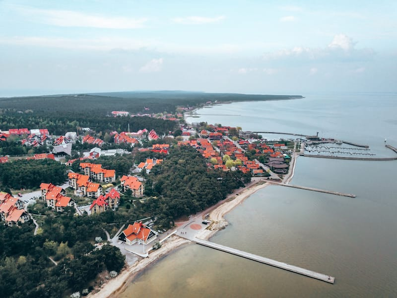 Nida and Curonian Spit, Lithuania: Recommended by Bradley and Cazzy at Dream Big, Travel Far