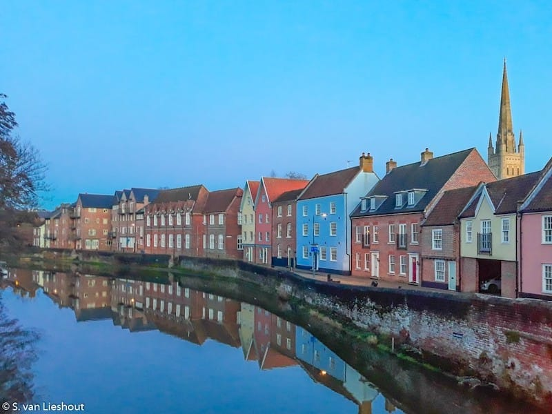 Norwich England : Recommended by Stefania living in Grantchester
