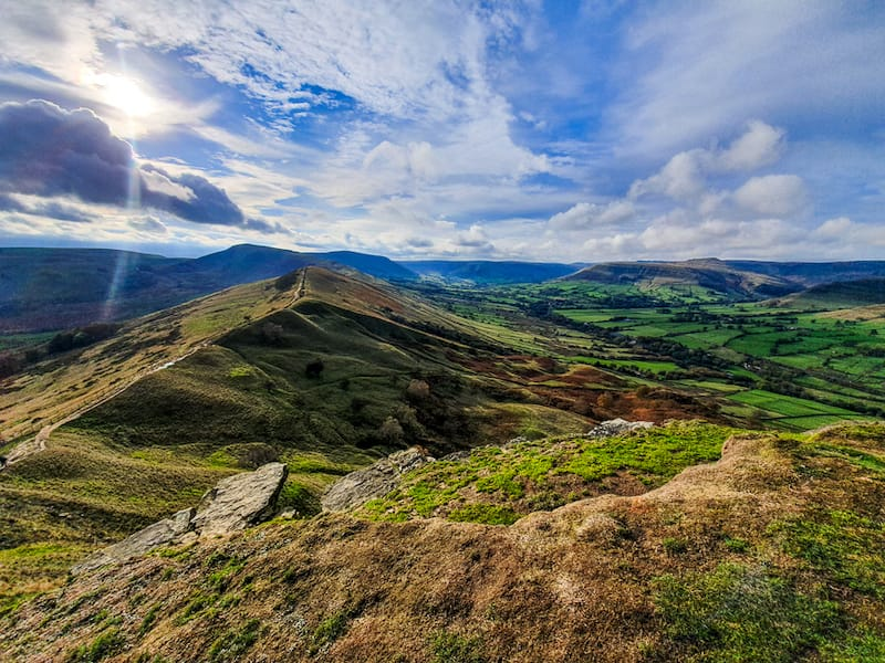 Castleton in the Peak District: Recommended by Becky at Peak District Walks