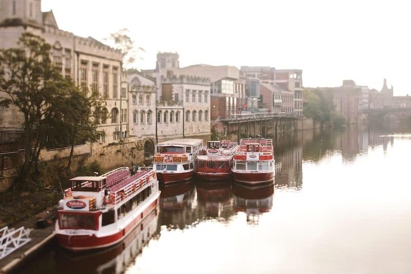 York: English weekend breaks