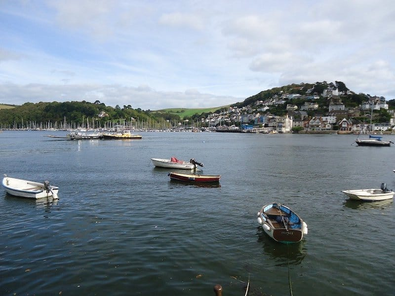 Dartmouth: Recommended by Kathryn at Wandering Bird