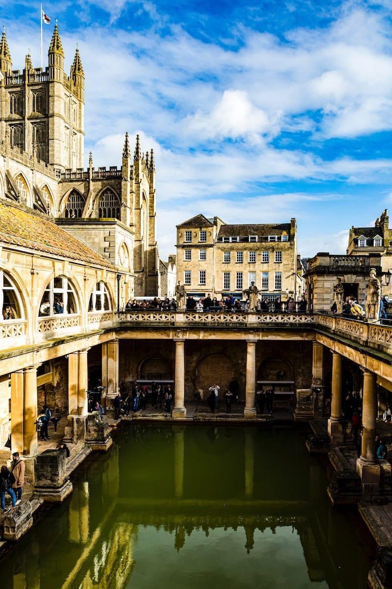 Bath is a great weekend break in England