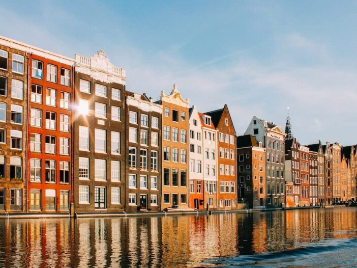 4 Days in Amsterdam Itinerary: Things to Do + Map